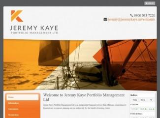 Jeremy Kaye Portfolio Management Ltd