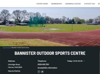 Bannister Stadium
