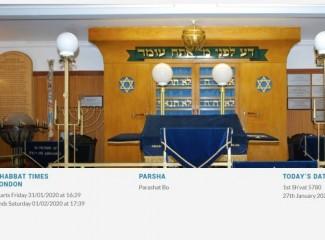 Ruislip Synagogue