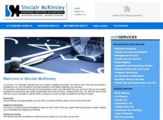 Sinclair McKinsley