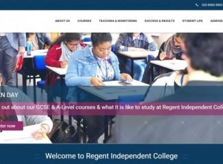 Regent Independent School and Sixth Form College