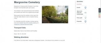 Margravine Cemetery Park