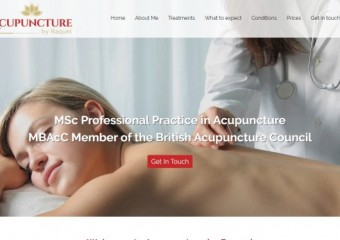 Acupuncture by Raquel - Auriculotherapy, Moxibustion, Cupping, Reflexology London