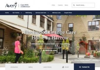 Birchwood Grange Care Home