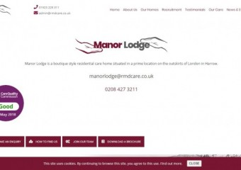 Manor Lodge Residential Home