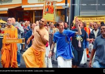 ISKCON-London Radha-Krishna Temple