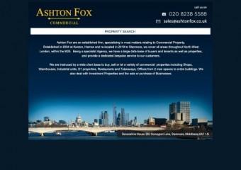Ashton Fox Commercial