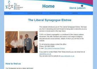 The Liberal Synagogue Synagogue