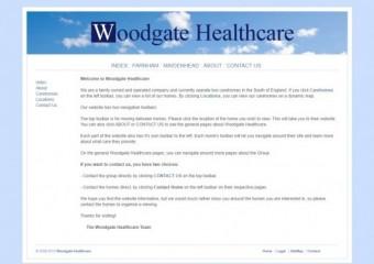 Woodgate Healthcare Ltd