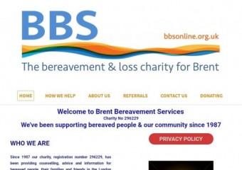 Brent Bereavement Services