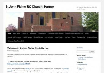 St John Fisher RC Church