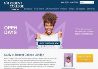 Regent College Higher Education
