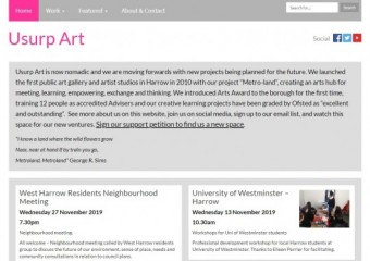 Usurp Art Space & Studios