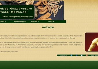 Steve Woodley Acupuncture and Traditional Medicine