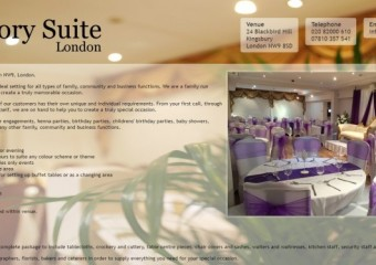 The Ivory Suite London