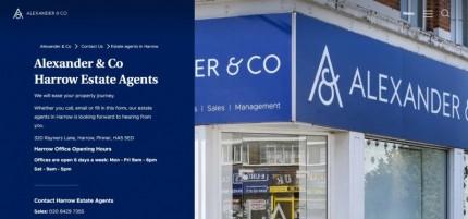 Alexander & Co Harrow Estate Agents