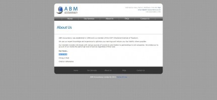 Abm Accountancy Ltd