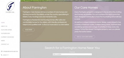 Farrington Care Homes Limited