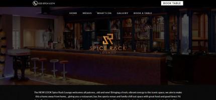 Spice Rack Lounge
