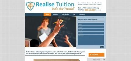 Realise Tuition Ltd
