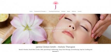 Janine Clinton-Smith – Holistic Therapist
