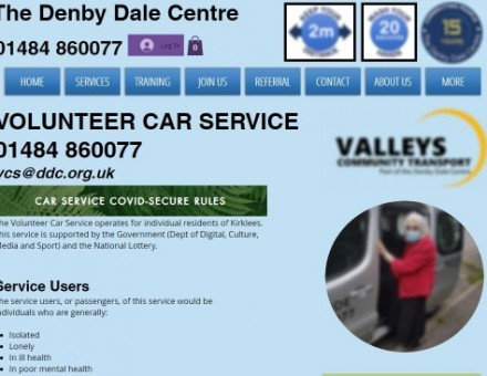 Volunteer Car Service