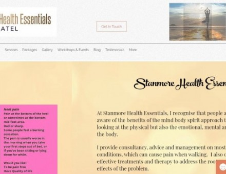 Stanmore Health Essentials