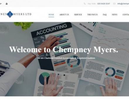 Chempney Myers