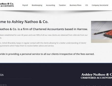 Ashley Nathoo & Co