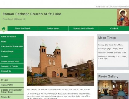 Catholic Church of Saint Luke