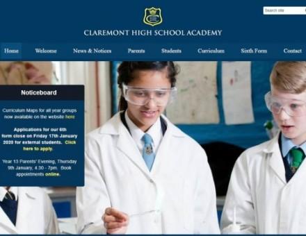 Claremont High School