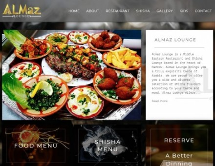 Almaz Lounge