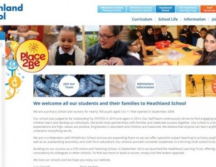 Heathland School