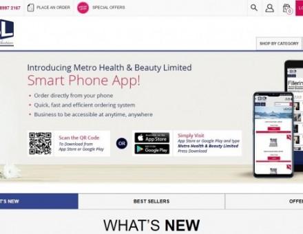 Metro Health & Beauty Ltd