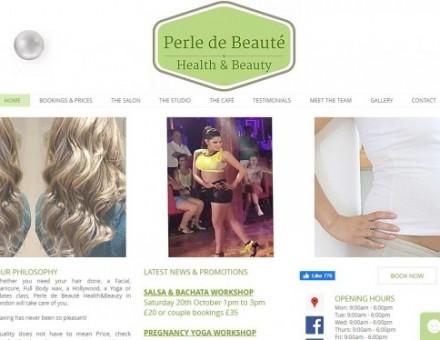 Perle De Beaute Health & Beauty