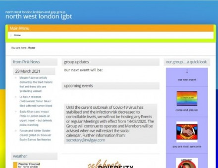 NW London Lesbian & Gay Group