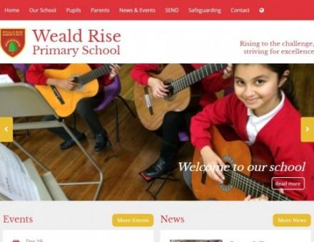Weald Rise Primary School