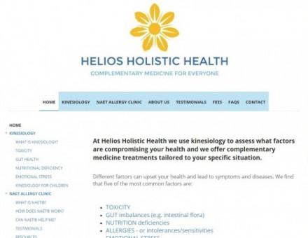 Helios Holistic Health