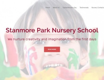 Stanmore Park Nursery School