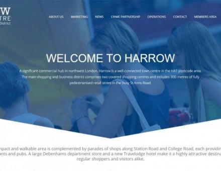 Harrow Business Improvement District