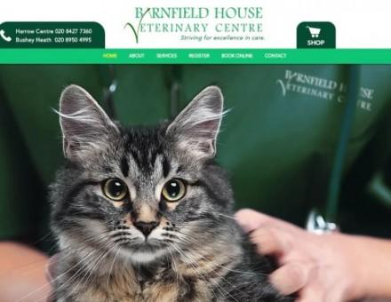 Barnfield House Veterinary Centre Ltd