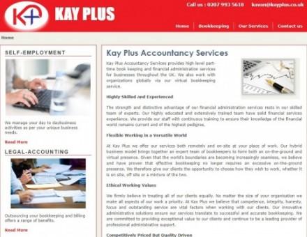 Kay Plus Limited