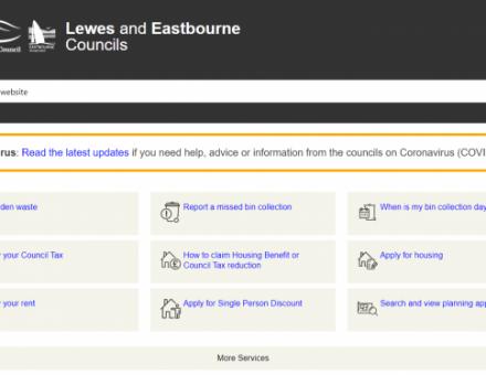 Lewes District Council