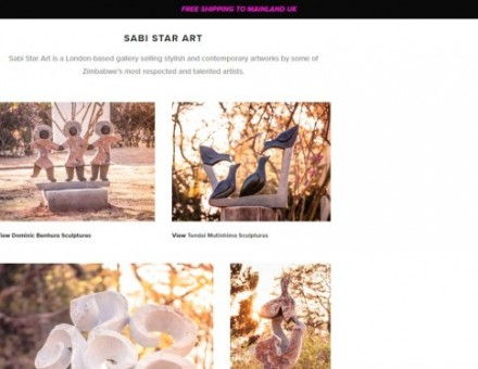 SABI STAR ART