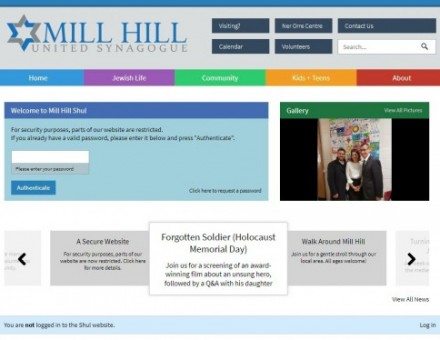 Mill Hill United Synagogue