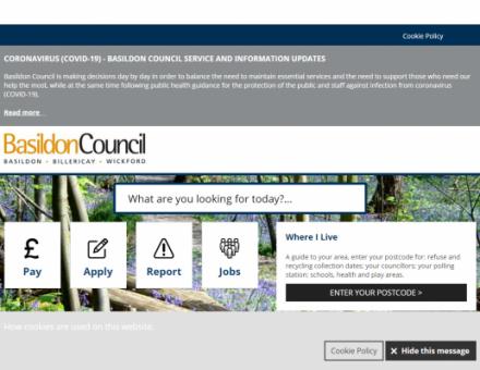 Basildon Borough Council