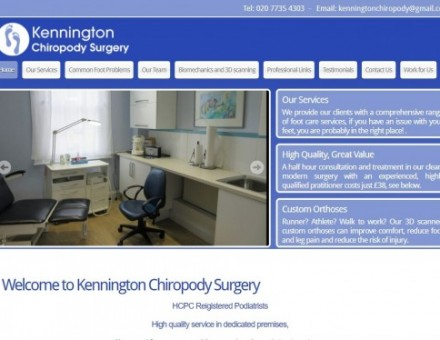 Kennington Chiropody