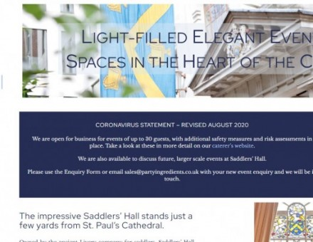 Saddlers' Hall Garden