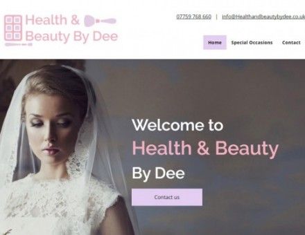 Health And Beauty By Dee