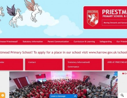 Priestmead Primary School and Nursery
